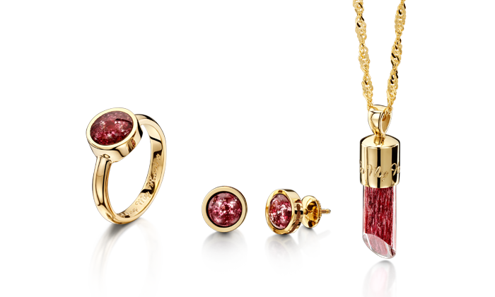 Ashes Into Glass 174 Fine Jewellery Made With Loved